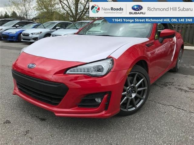 2018 Subaru BRZ  (Stk: 30834) in RICHMOND HILL - Image 1 of 18