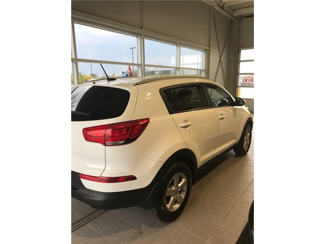 2014 Kia Sportage LX (Stk: K18400A) in Windsor - Image 2 of 10