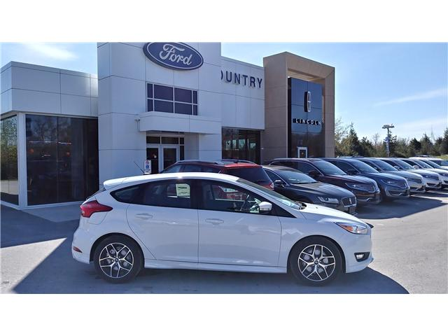 2018 Ford Focus SE (Stk: FO0990) in Bobcaygeon - Image 1 of 20