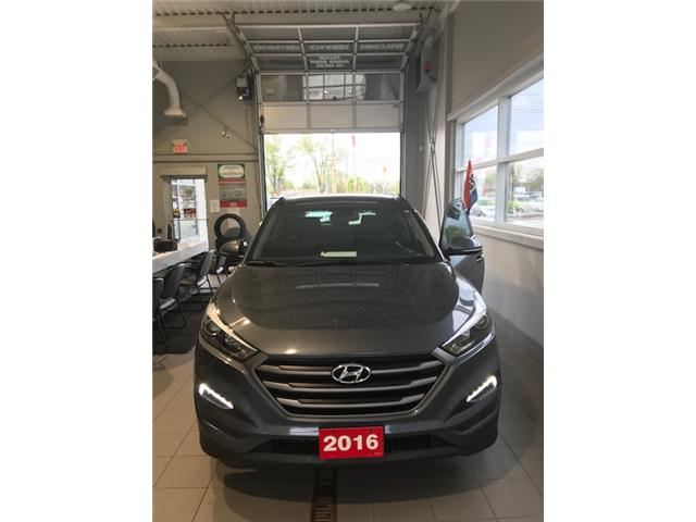 2016 Hyundai Tucson Premium (Stk: K18404A) in Windsor - Image 2 of 11