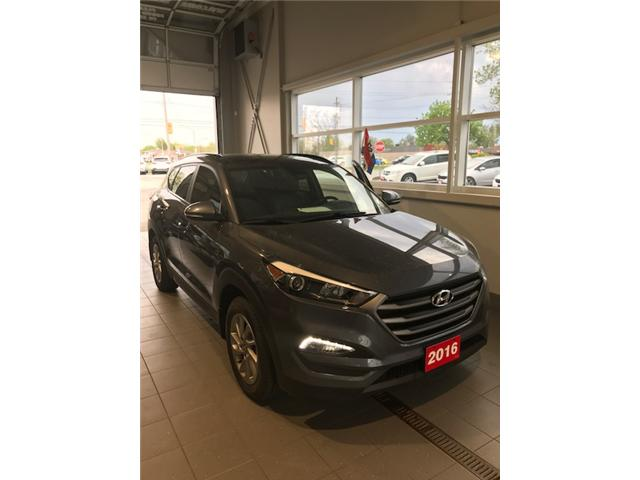 2016 Hyundai Tucson Premium (Stk: K18404A) in Windsor - Image 1 of 11