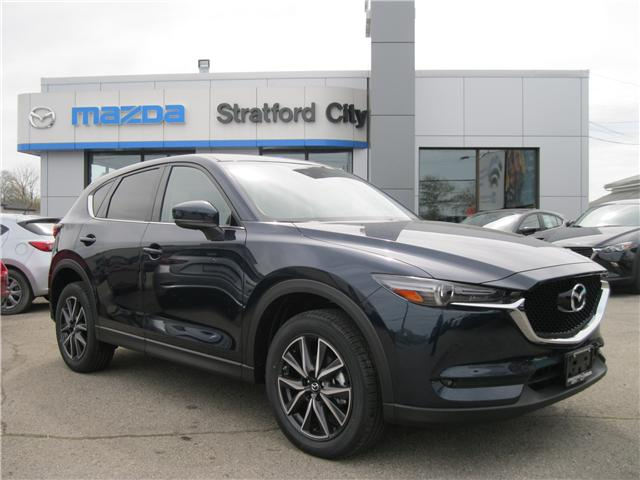 2018 Mazda CX-5 GT (Stk: 18112) in Stratford - Image 1 of 30
