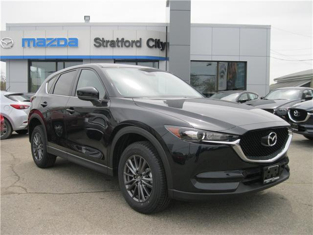 2018 Mazda CX-5 GS (Stk: 18052) in Stratford - Image 1 of 26