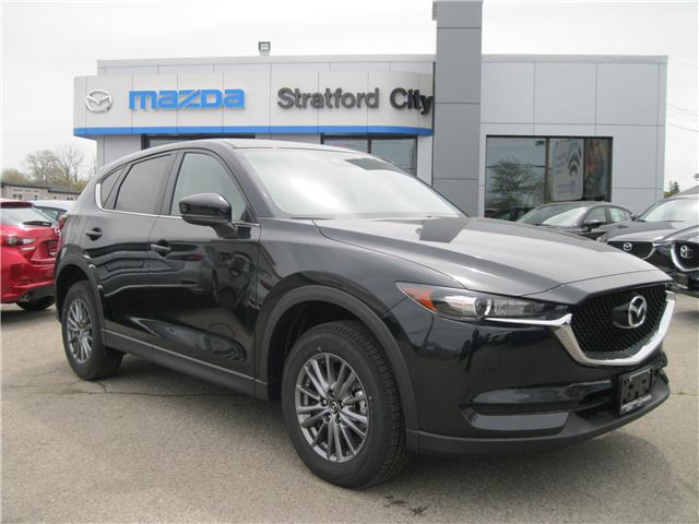 2018 Mazda CX-5 GS (Stk: ) in Stratford - Image 1 of 27