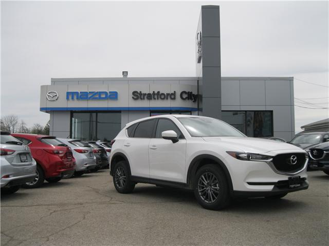 2018 Mazda CX-5 GS (Stk: 18069) in Stratford - Image 1 of 27