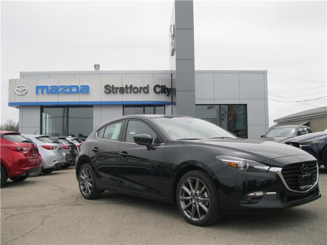 2018 Mazda Mazda3 GT (Stk: 18084) in Stratford - Image 1 of 27