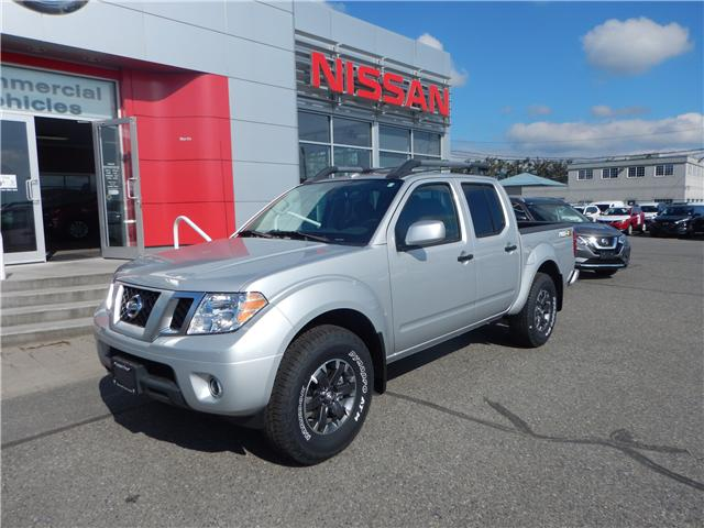 2018 Nissan Frontier PRO-4X (Stk: N87-0013) in Chilliwack - Image 1 of 1