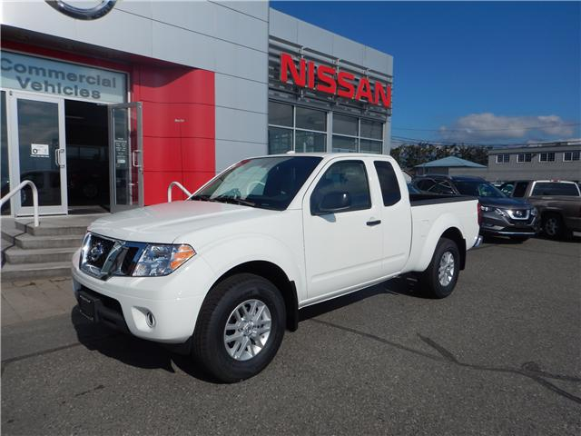 2018 Nissan Frontier SV (Stk: N87-8353) in Chilliwack - Image 1 of 1