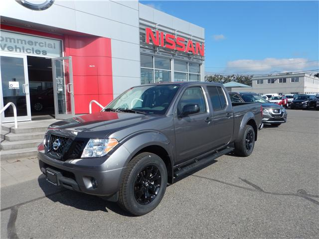 2018 Nissan Frontier Midnight Edition (Stk: N87-3207) in Chilliwack - Image 1 of 1