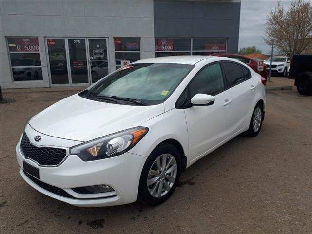 2016 Kia Forte 1.8L LX+ (Stk: B4020) in Prince Albert - Image 1 of 23