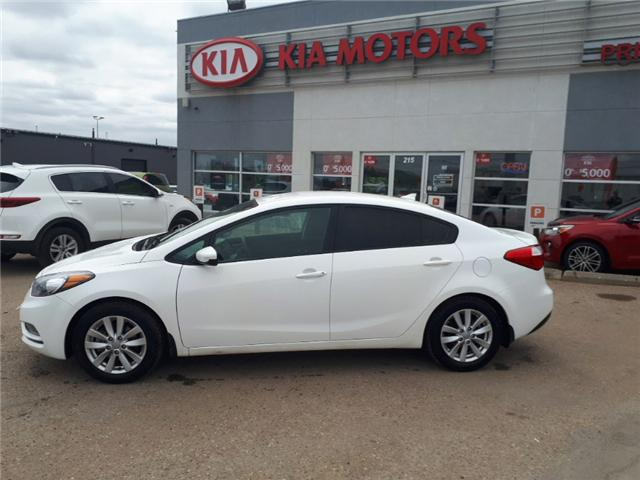 2016 Kia Forte 1.8L LX+ (Stk: B4020) in Prince Albert - Image 2 of 23
