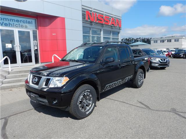 2018 Nissan Frontier PRO-4X (Stk: N87-3613) in Chilliwack - Image 1 of 1