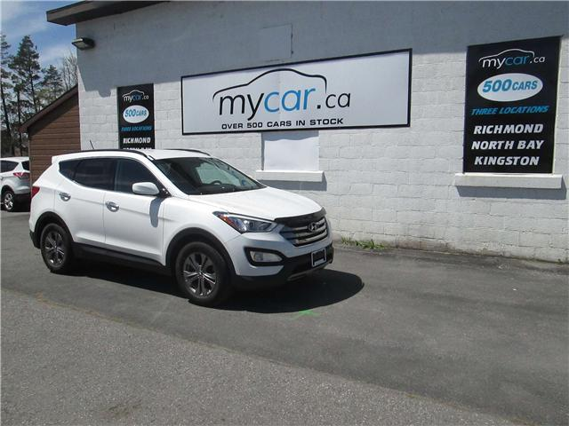 2013 Hyundai Santa Fe Sport 2.4 Base (Stk: 180473) in Richmond - Image 2 of 11