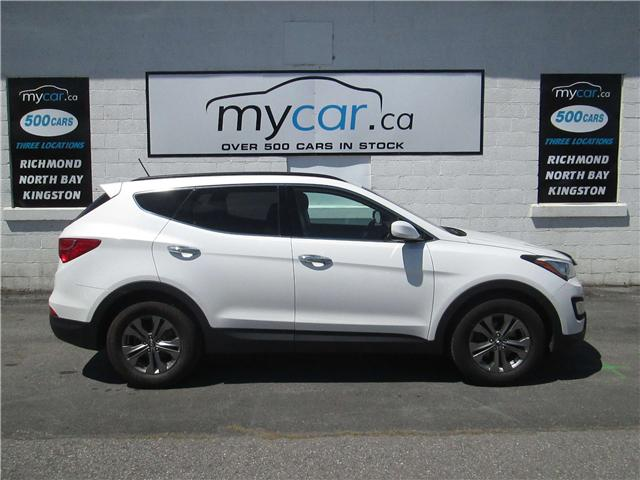 2013 Hyundai Santa Fe Sport 2.4 Base (Stk: 180473) in Richmond - Image 1 of 11