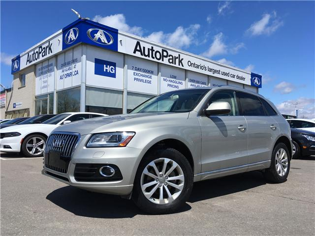 2014 Audi Q5 2.0 Progressiv (Stk: 14-51414) in Brampton - Image 1 of 28