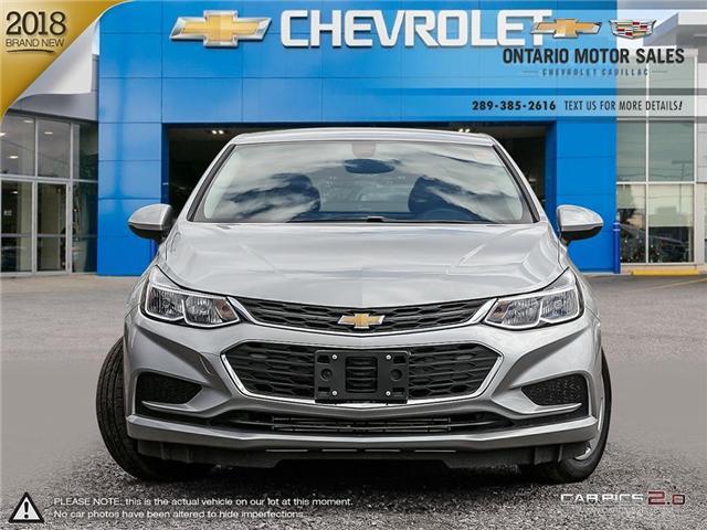 2018 Chevrolet Cruze LS Auto (Stk: 8213329) in Oshawa - Image 2 of 18