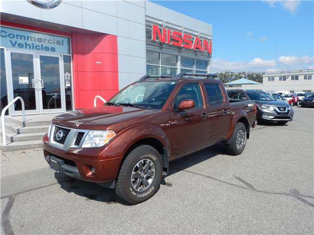 2018 Nissan Frontier PRO-4X (Stk: N87-3337) in Chilliwack - Image 1 of 1