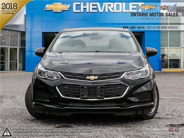 2018 Chevrolet Cruze LS Auto (Stk: 8209539) in Oshawa - Image 2 of 18
