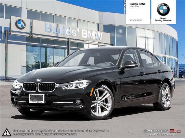2018 BMW 328d xDrive (Stk: B39698) in Hamilton - Image 1 of 26