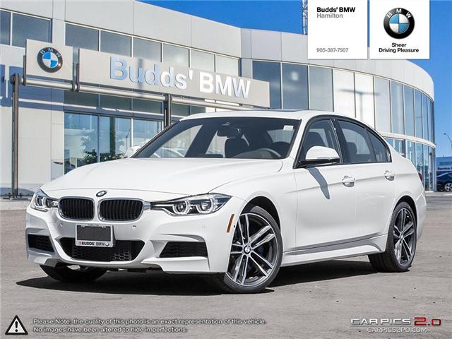 2018 BMW 340 i xDrive (Stk: B39308) in Hamilton - Image 1 of 27