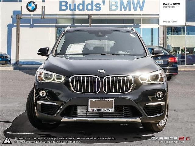 2018 BMW X1 xDrive28i (Stk: T29100) in Hamilton - Image 2 of 25