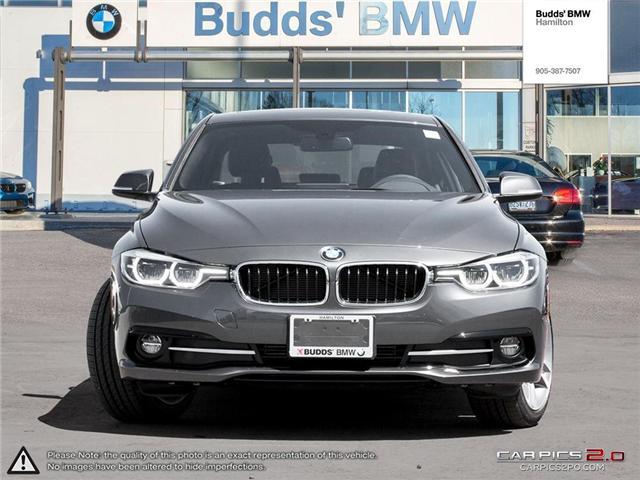 2018 BMW 328d xDrive (Stk: B39722) in Hamilton - Image 2 of 27