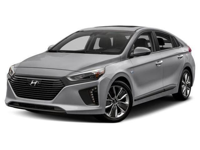 2018 Hyundai Ioniq Hybrid Limited (Stk: 18140) in Pembroke - Image 1 of 9