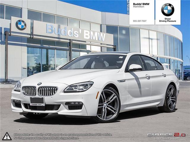 2018 BMW 650 Gran Coupe  (Stk: B40948) in Hamilton - Image 1 of 27
