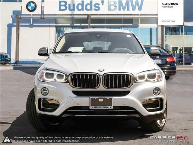2018 BMW X6 xDrive35i (Stk: T40967) in Hamilton - Image 2 of 27