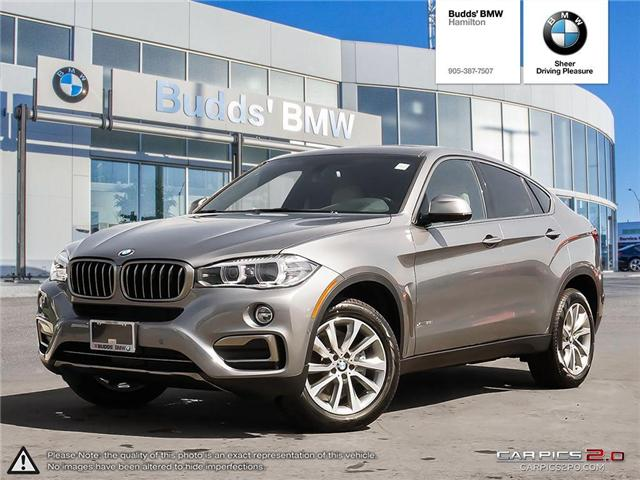 2018 BMW X6 xDrive35i (Stk: T40966) in Hamilton - Image 1 of 26