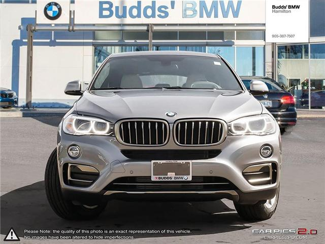 2018 BMW X6 xDrive35i (Stk: T40966) in Hamilton - Image 2 of 26