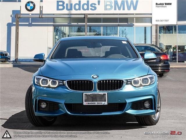 2018 BMW 430 i xDrive (Stk: B11174) in Hamilton - Image 2 of 27