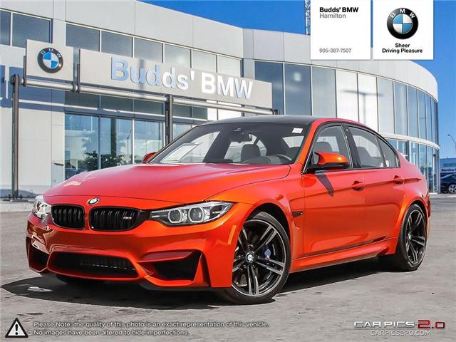 2018 BMW M3 Base WBS8M9C53J5J78727 B19804 in Hamilton