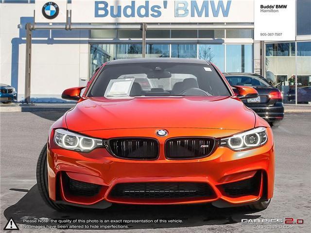 2018 BMW M3 Base (Stk: B19804) in Hamilton - Image 2 of 27