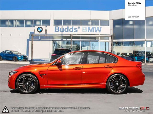 2018 BMW M3 Base (Stk: B19804) in Hamilton - Image 3 of 27