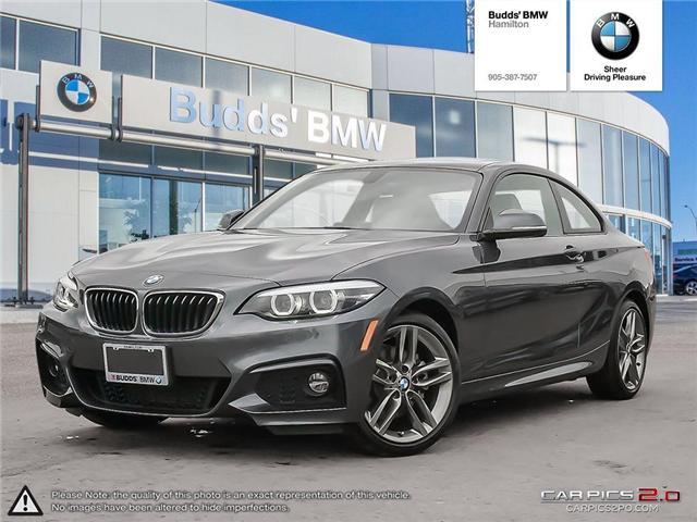 2018 BMW 230 i xDrive (Stk: B43761) in Hamilton - Image 1 of 26