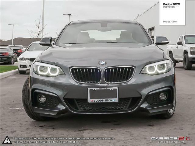 2018 BMW 230 i xDrive (Stk: B43761) in Hamilton - Image 2 of 26