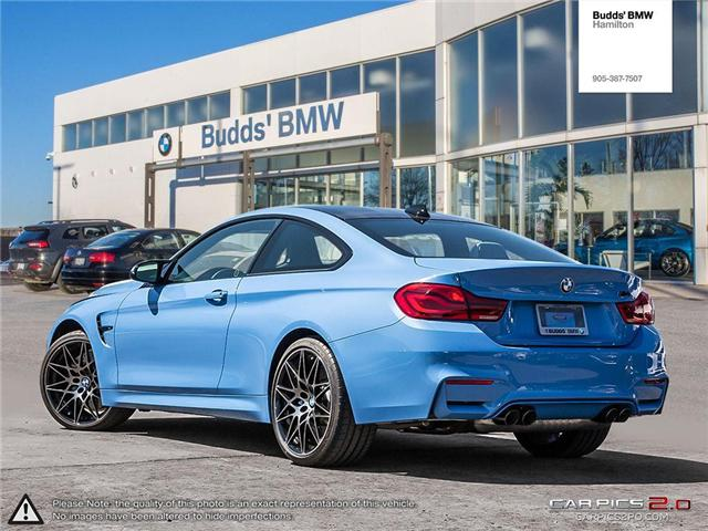 2018 BMW M4 Base (Stk: B31181) in Hamilton - Image 4 of 27