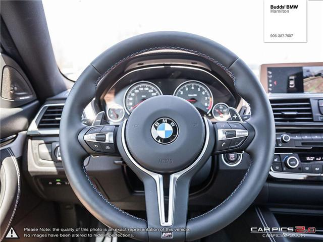 2018 BMW M4 Base (Stk: B31181) in Hamilton - Image 14 of 27