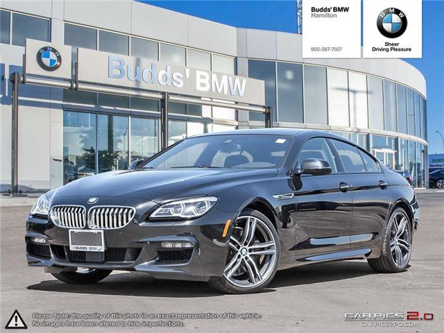 2018 BMW 650 Gran Coupe  (Stk: B43765) in Hamilton - Image 1 of 27