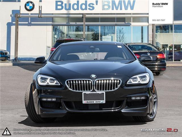 2018 BMW 650 Gran Coupe  (Stk: B43765) in Hamilton - Image 2 of 27