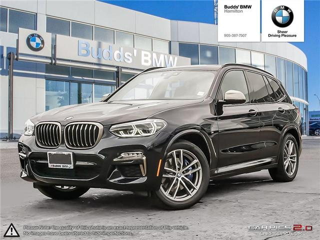 2018 BMW X3 M40i (Stk: T31188) in Hamilton - Image 1 of 26