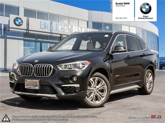 2018 BMW X1 xDrive28i (Stk: T28423) in Hamilton - Image 1 of 27