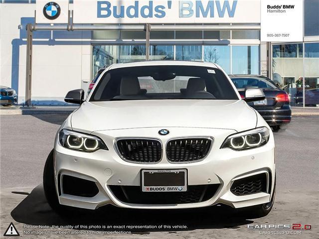 2018 BMW M240i xDrive (Stk: B43762) in Hamilton - Image 2 of 25