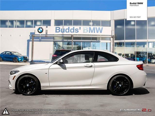 2018 BMW M240i xDrive (Stk: B43762) in Hamilton - Image 3 of 25