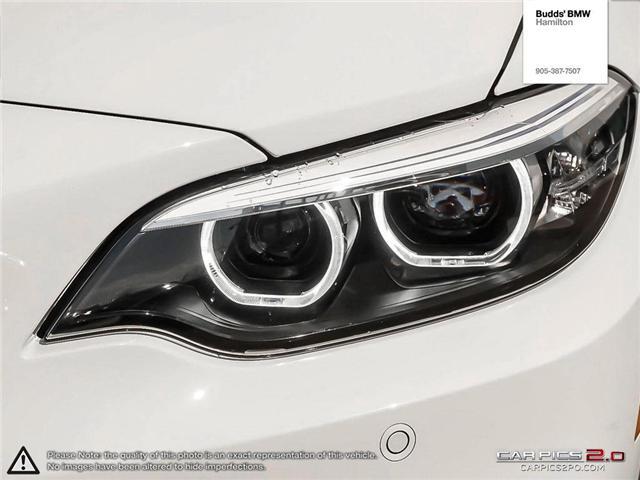 2018 BMW M240i xDrive (Stk: B43762) in Hamilton - Image 10 of 25