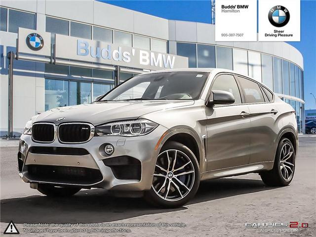 2018 BMW X6 M Base (Stk: T35309PP) in Hamilton - Image 1 of 27