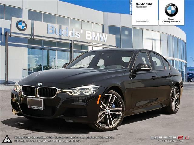 2018 BMW 340 i xDrive (Stk: B39276) in Hamilton - Image 1 of 27