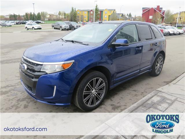 2013 Ford Edge Sport (Stk: B83064) in Okotoks - Image 1 of 21