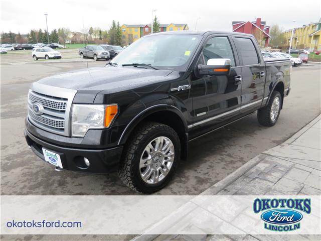 2012 Ford F-150 Platinum (Stk: J-890B) in Okotoks - Image 1 of 21